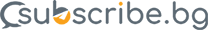 subscribe.bg Logo